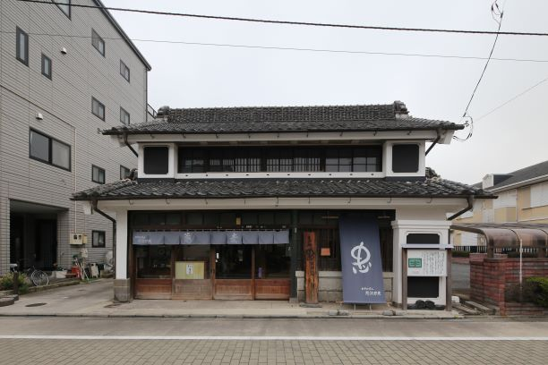 旧小川忠次郎商店店舗及び主屋