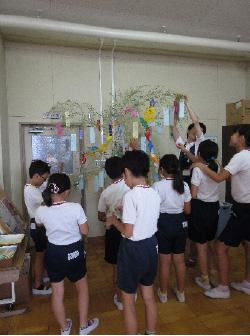 学校図書館支援員活動状況の写真・2